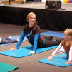 pilates enfants